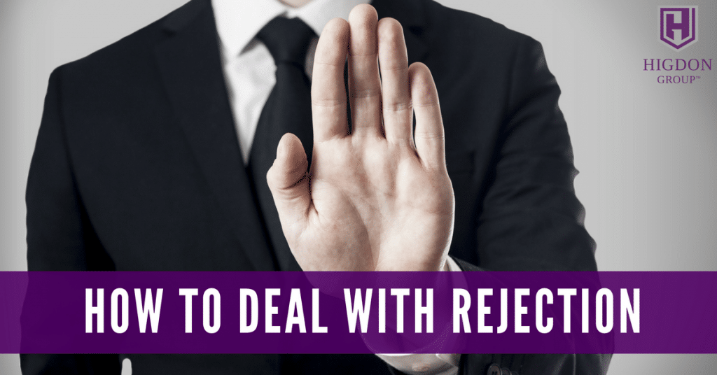How To Deal With Rejection In Network Marketing