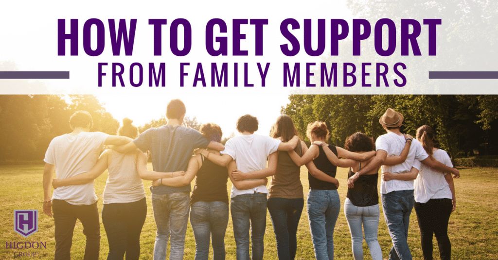 Network Marketing Tips: How To Get Support From Family Members