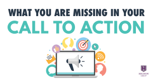 What You Are Missing In Your Call To Action