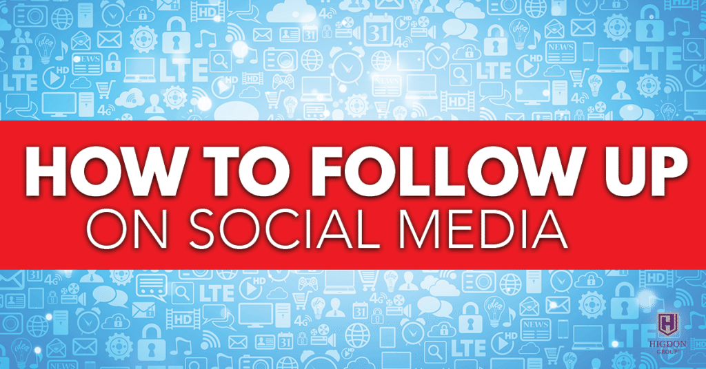 MLM Tips: How To Follow Up On Social Media
