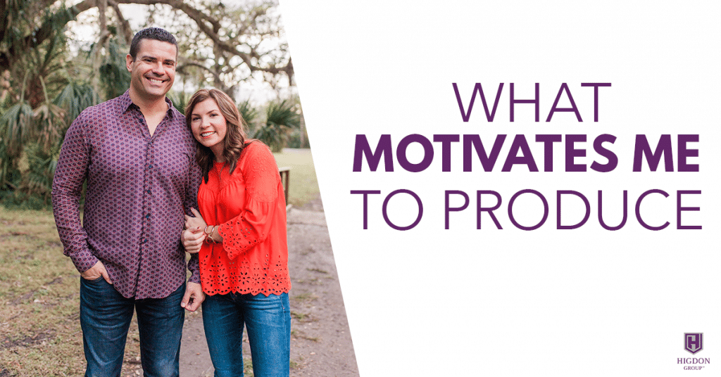 Network Marketing Leadership: What Motivates Me To Produce