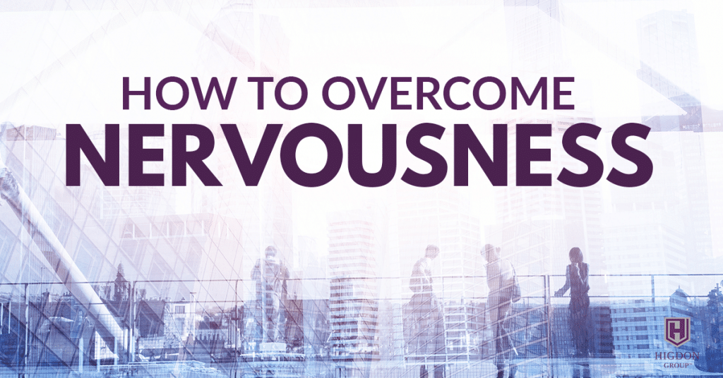 New To MLM? How To Overcome Nervousness