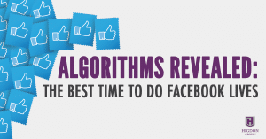 MLM Marketing: Algorithms Revealed For The Best Time To Do Facebook Lives