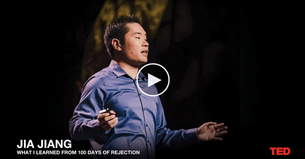 Must Watch TED Talk That Will Help Network Marketers Who Are Struggling With Rejection