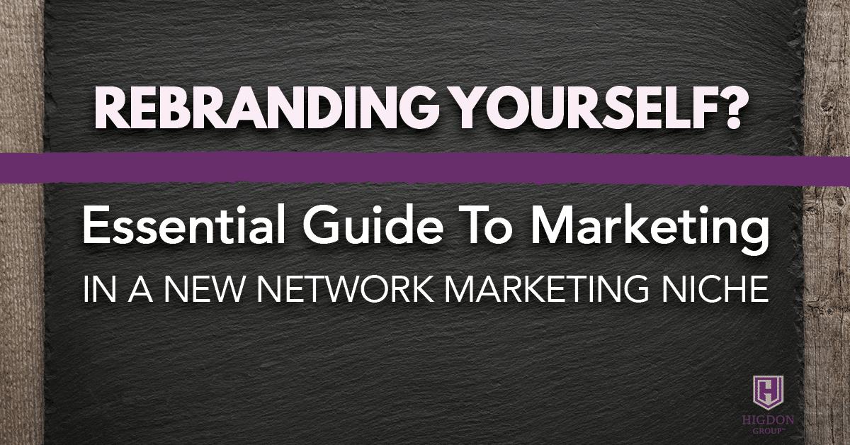 new network marketing niche
