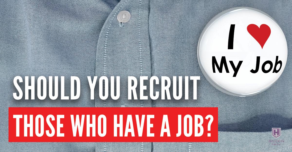 recruit employees