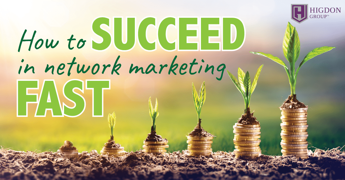 Succeed In Network Marketing