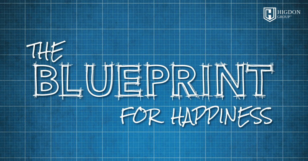 The Blueprint for Happiness in Your Network Marketing Business
