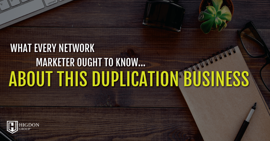 Duplication Business