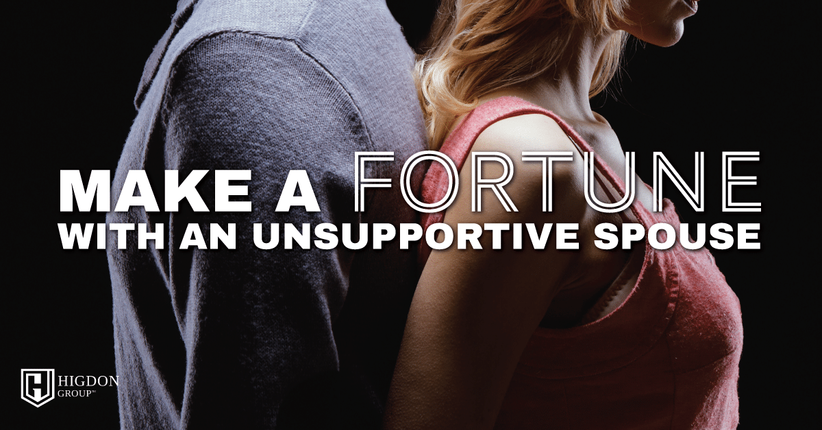 Unsupportive Spouse