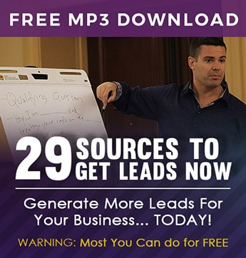 Free MP3 Download - 29 Sources To Get Leads Now