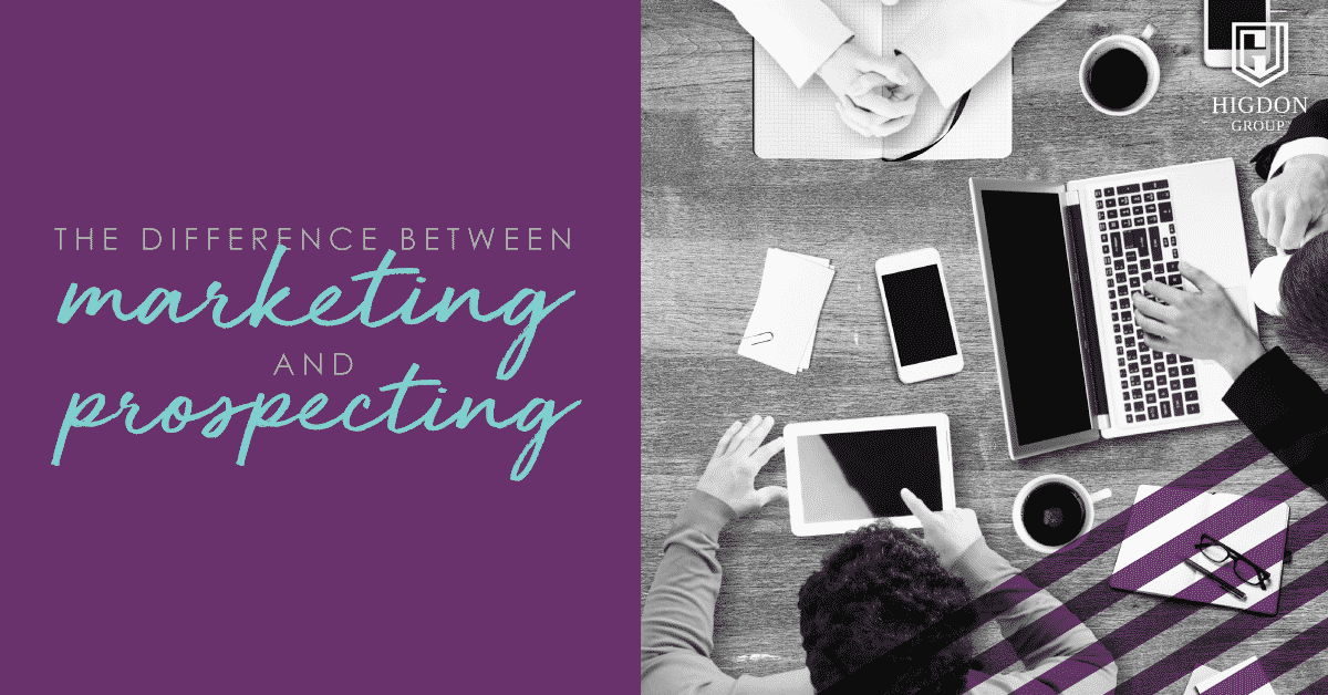 Marketing and Prospecting