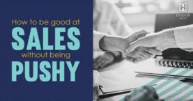 Good At Sales