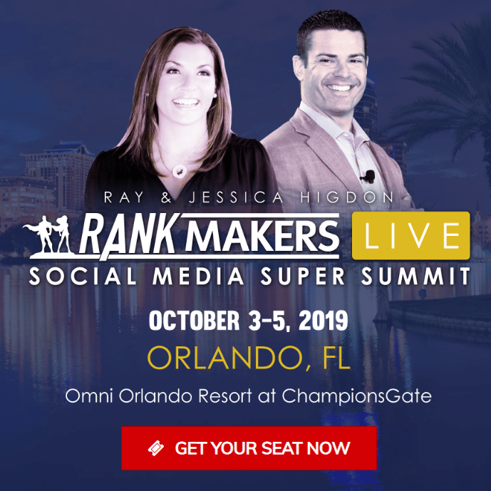 Claim Your Ticket To Rank Makers Live
