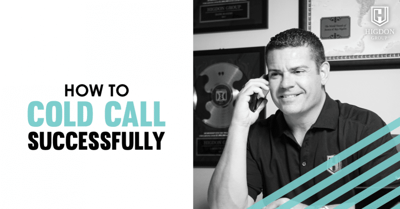 how to cold call