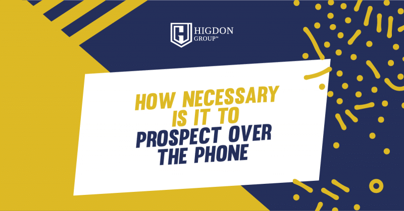 calling prospects