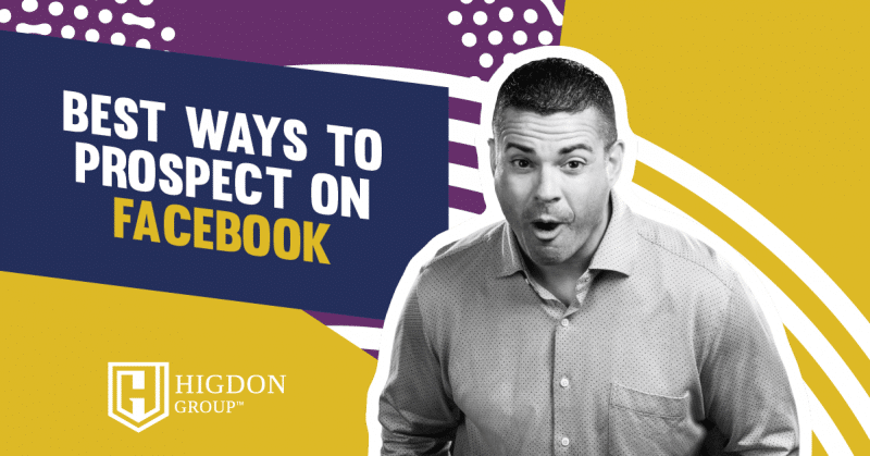 how to prospect on facebook