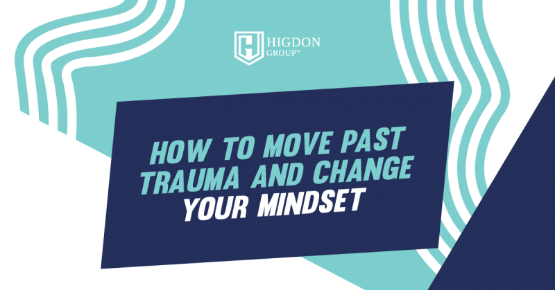 move past trauma
