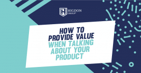 provide value about your product