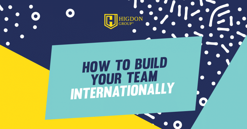 taking your team global