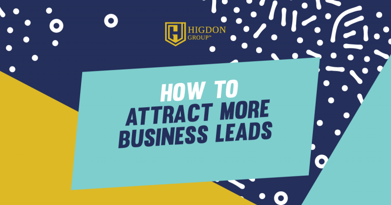 attracting more leads