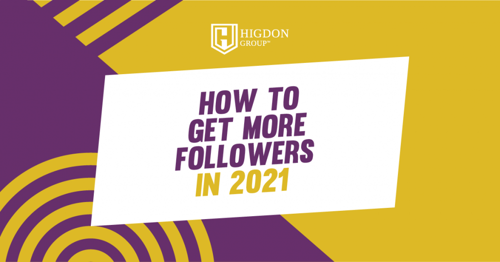 how to increase social media followers