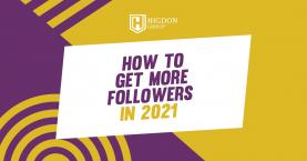 how to increase social media followers