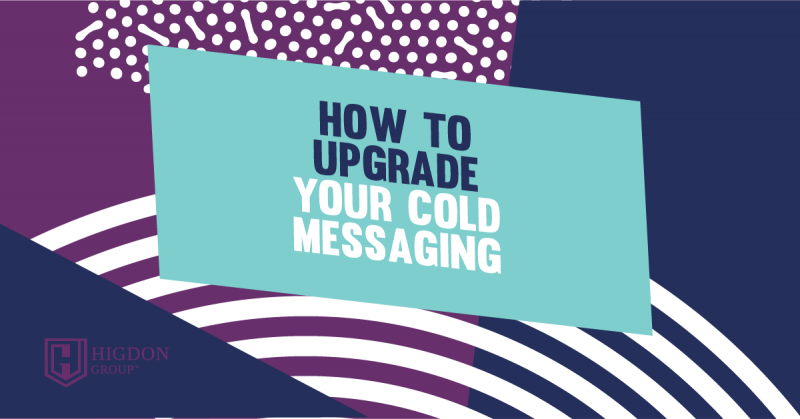 cold messaging tips