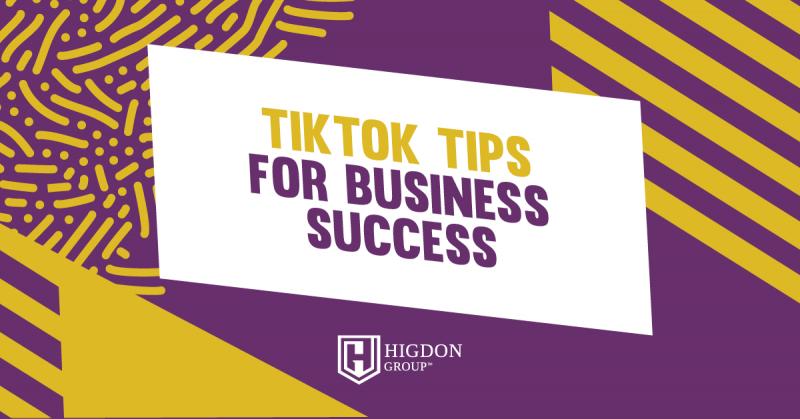TikTok Tips For Business Success