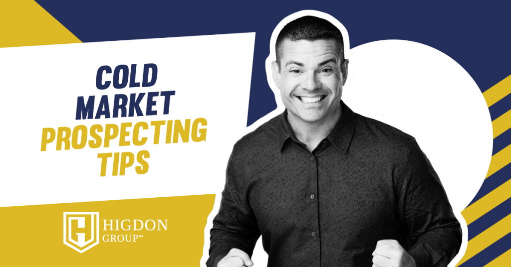 Prospecting Cold Markets
