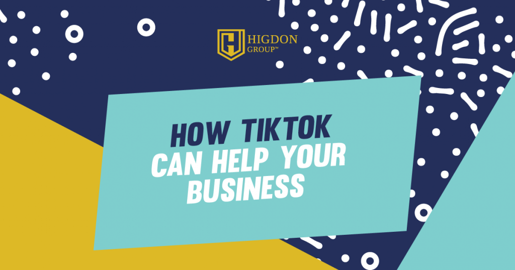 tiktok can help your business