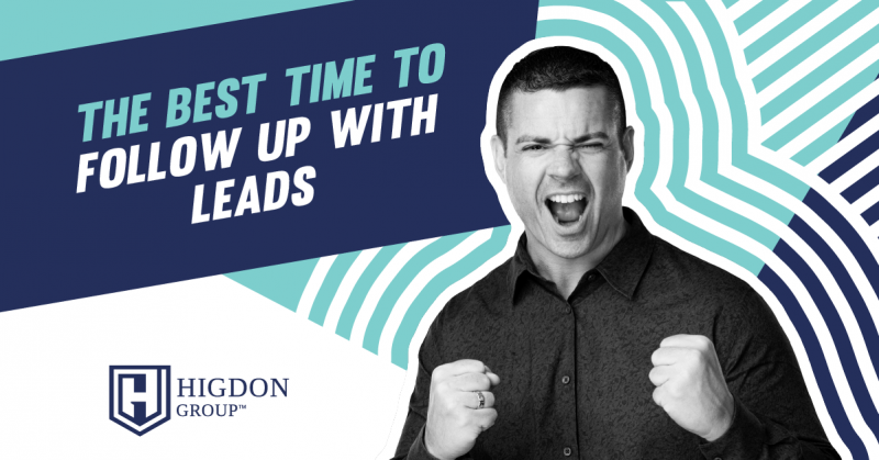 following up with leads