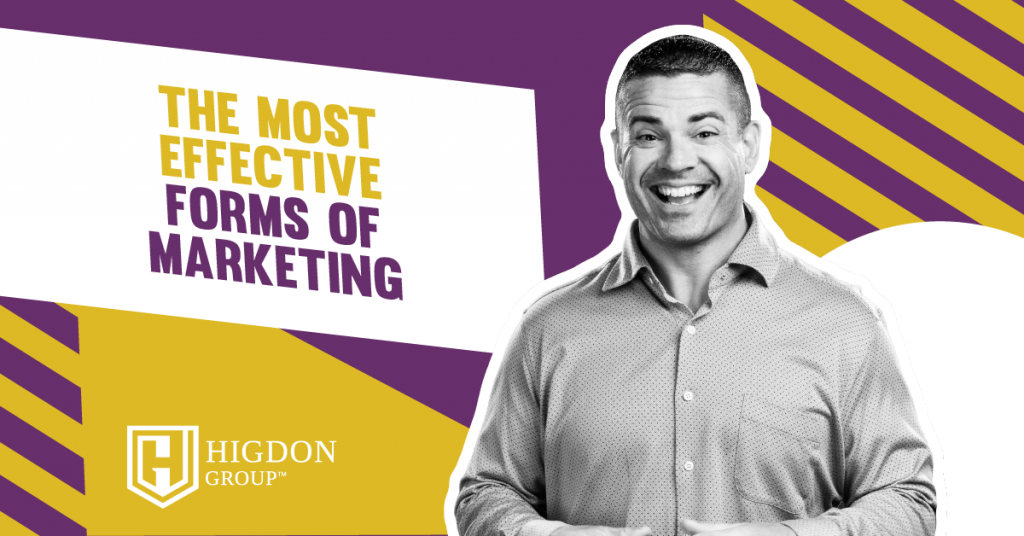 most effective forms of marketing