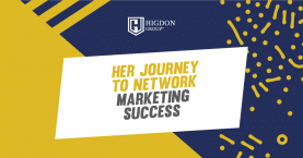 journey to success in network marketing