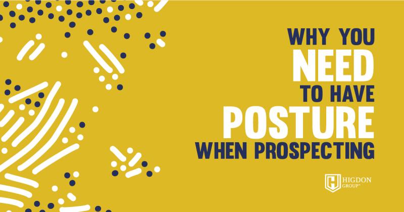 network marketing posture