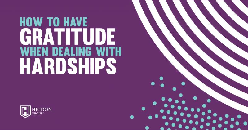 How Gratitude Heals Grief