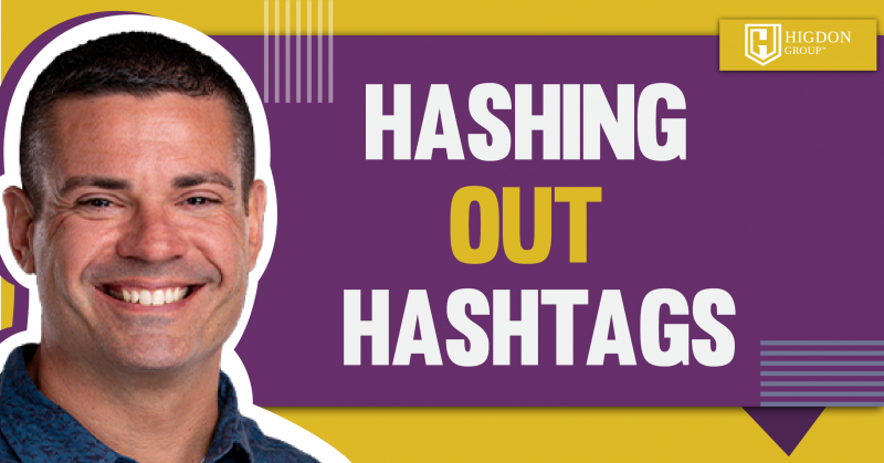 Hashing Out HashTags