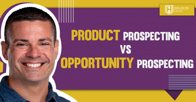 prospect vs opportunity