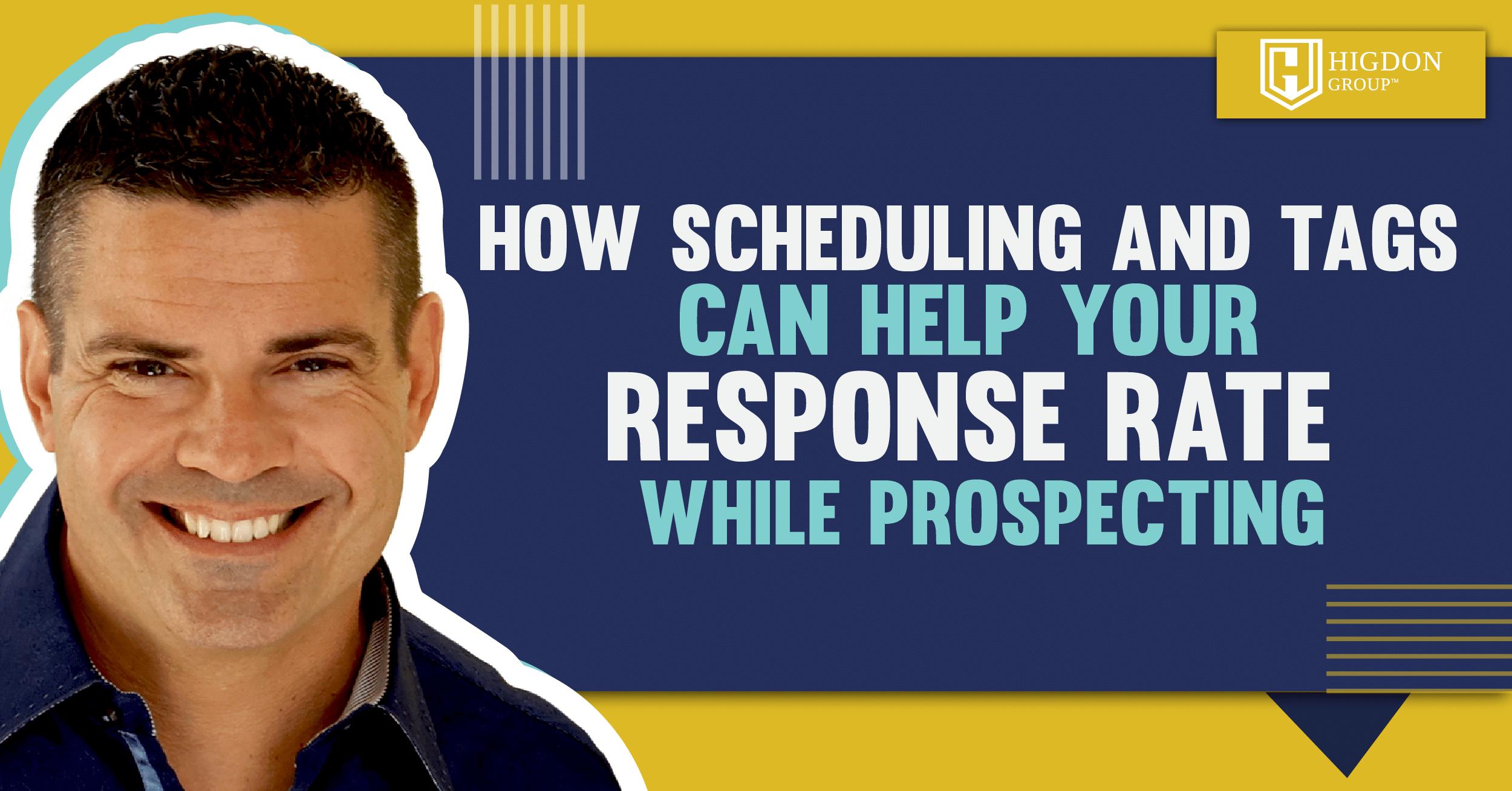 prospecting response rate