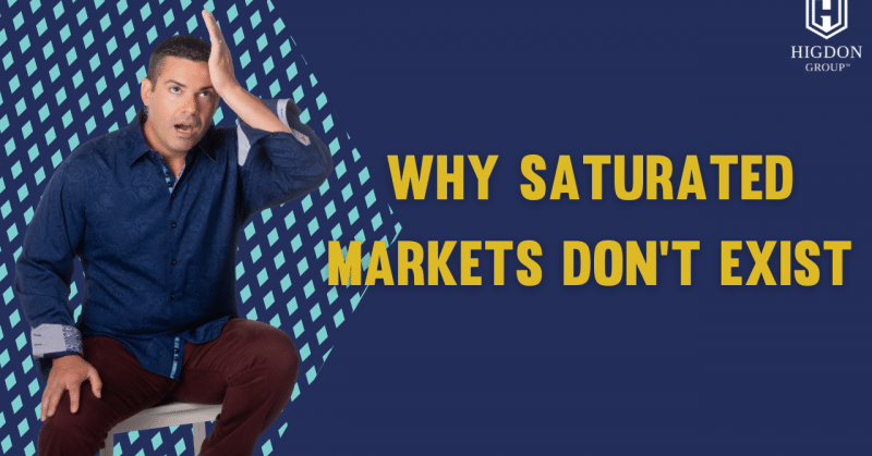 saturated markets