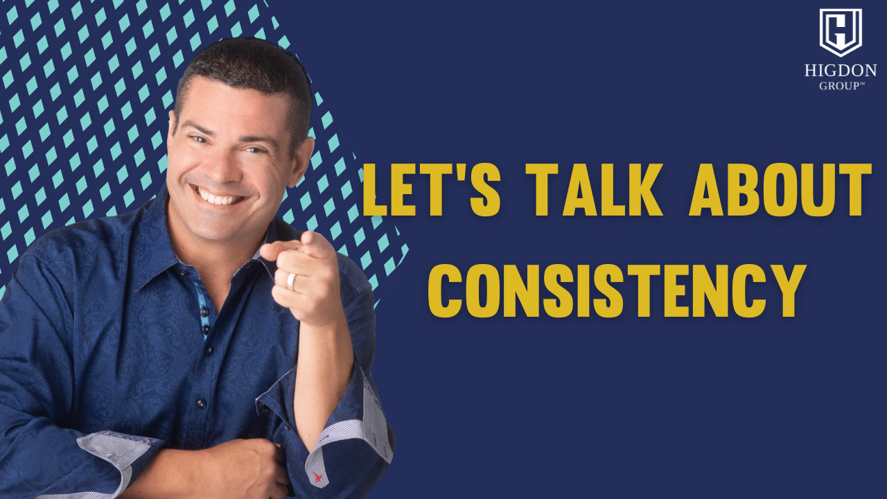why consistency matters